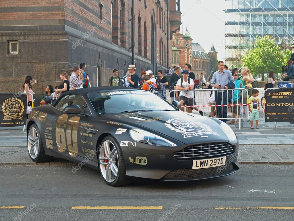 COPENHAGEN   MAY 18: Residents And Car Enthusiasts Had A Glimpse Of The  Gumball 3000 Luxury Sports Cars A Day Before The Race On The Streets Of  Copenhagen, ...