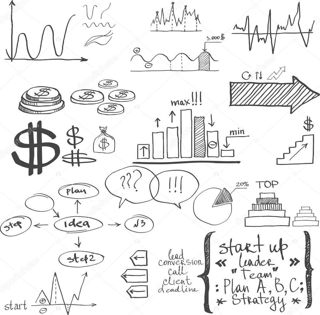 Doodle finance business elements