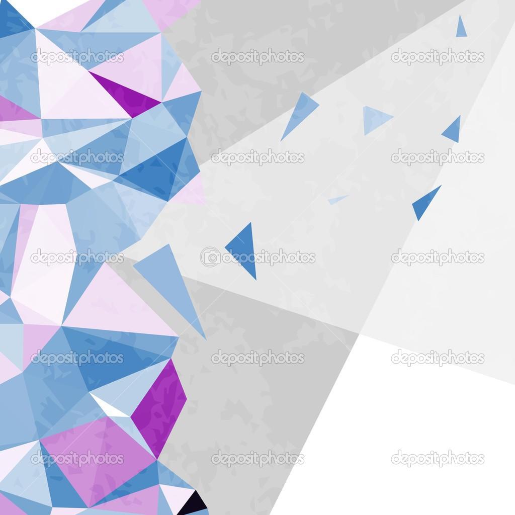 Геометрия фон вектор