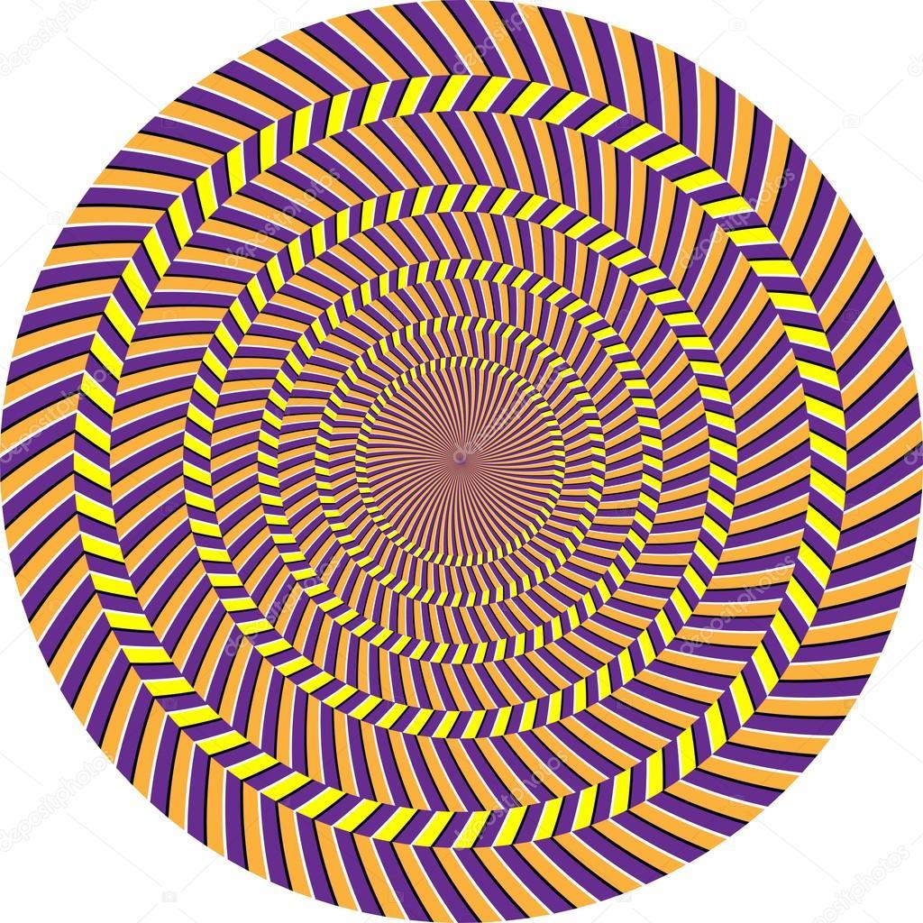 Illusion D Optique Image Vectorielle Valkos 25928849