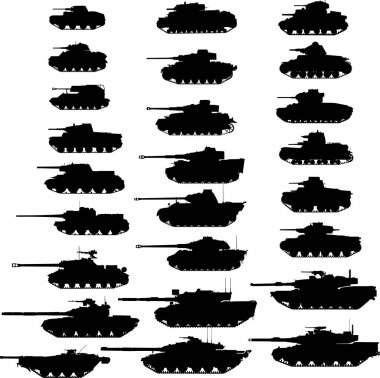 Evolution Of The Tank.