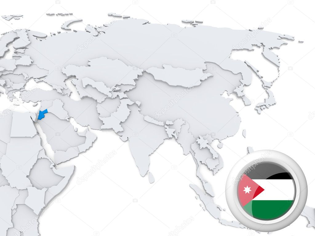 Jordan mapa de asia fotos de stock kerdazz7 31341097 jordan mapa de asia fotos de stock gumiabroncs Image collections