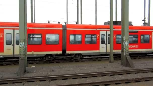 Deutsch Regionalbahn (S-) Leiten Eisenbahnbrücke