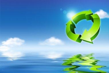 environmental concept.