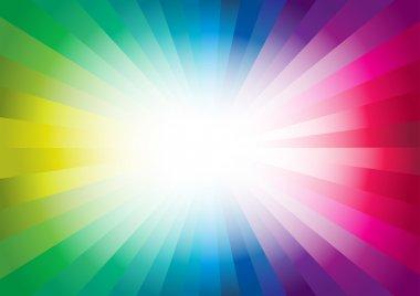 """Картина, постер, плакат, фотообои """"Разноцветный фон."""", артикул 22812766"""