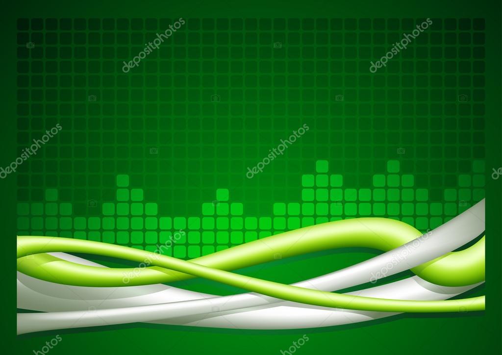 abstrakte Draht Hintergrund - horizontal — Stockvektor © sgursozlu ...