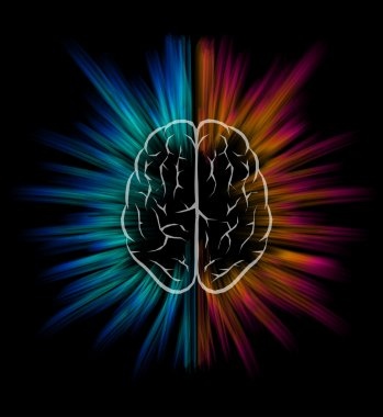 Brain explosion.