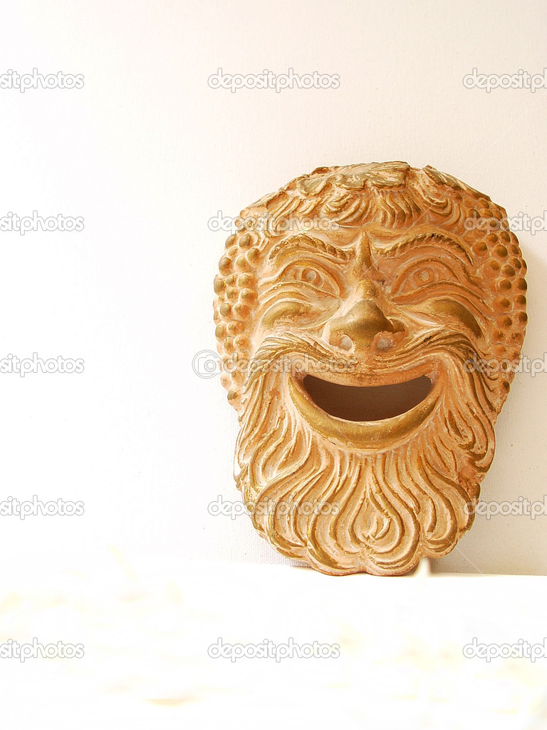 Mask Of Satire Stock Photo C Gerna 24577747