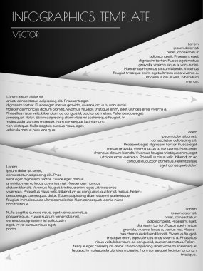 white infographcs