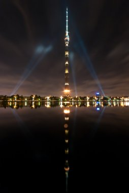 Ostankino Communication Tower
