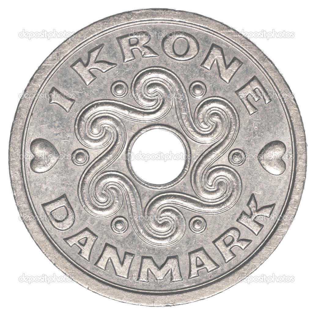1 dänische krone