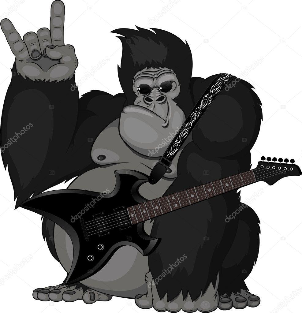 http://st.depositphotos.com/2195902/2564/v/950/depositphotos_25645905-Illustration-monkey-with-a-guitar.jpg