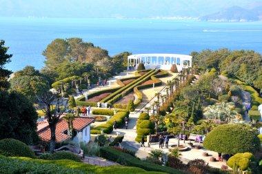 Botanic garden, Oedo island, Korea