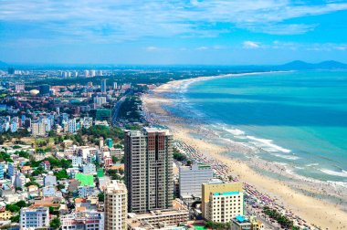 Vung Tau city and coast, Vietnam