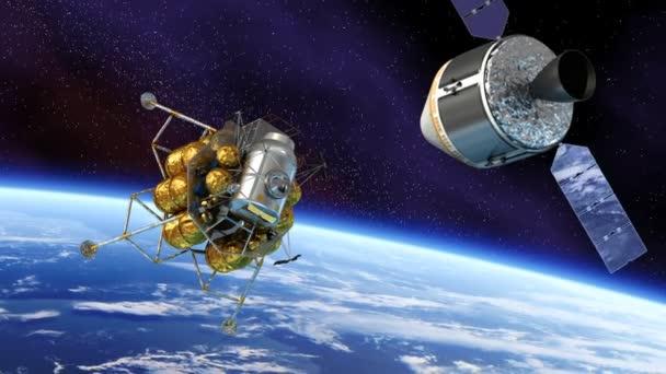 Spacecraft Docking