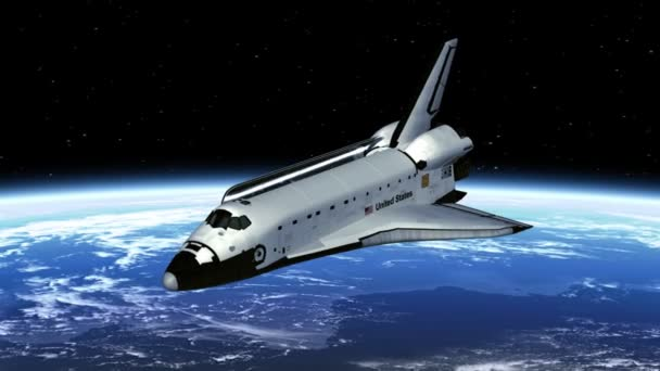 Space Shuttle Payload Bay Doors Open