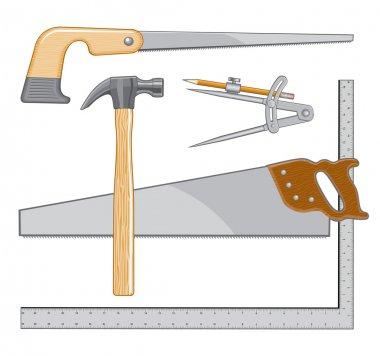 Carpenter Tools Logo