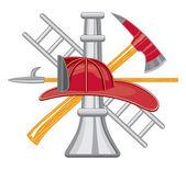 hasič nástroje logo