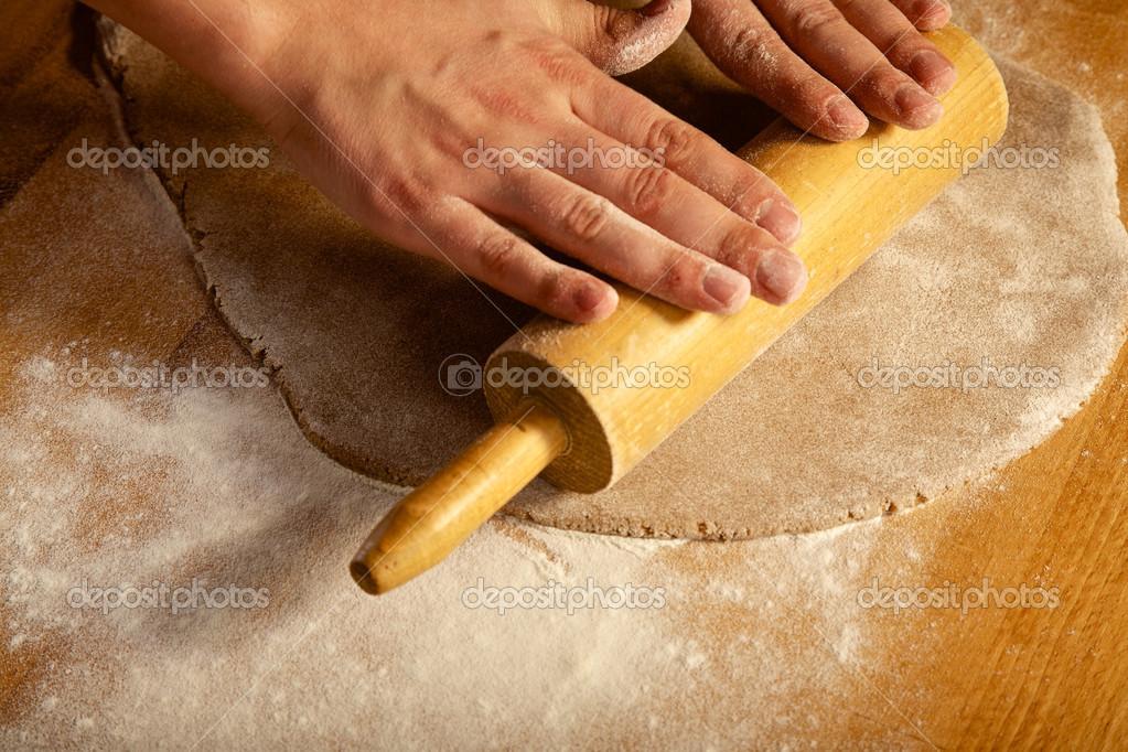 cake deeg maken
