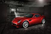 Fotografie Italská sportovní auto