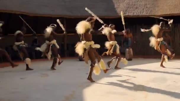 Folk dances of Botswana and South Africa.
