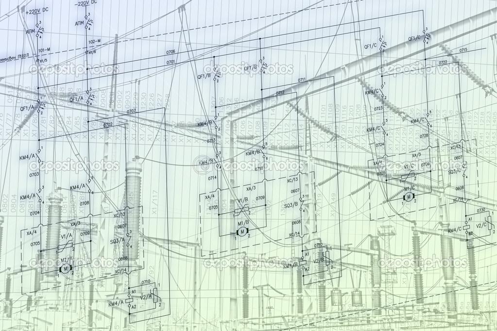 Инженерные схемы картинки