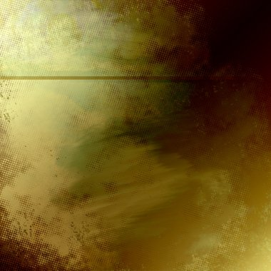 Beautiful Gold Abstract Background Grunge Texture Design