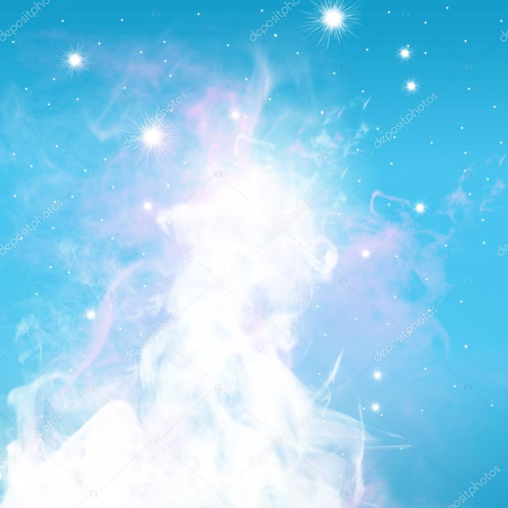 Abstract Nebula Space & Sky Series 8