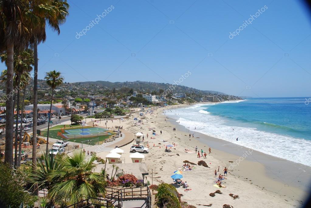 Laguna Beach landscape
