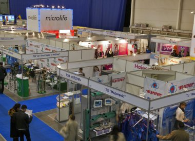 Medical exhibition Public Health 2011 in Kiev