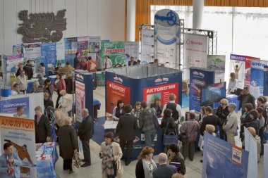 Neurology medical conference in Ukraine. Sudak, Crimea.