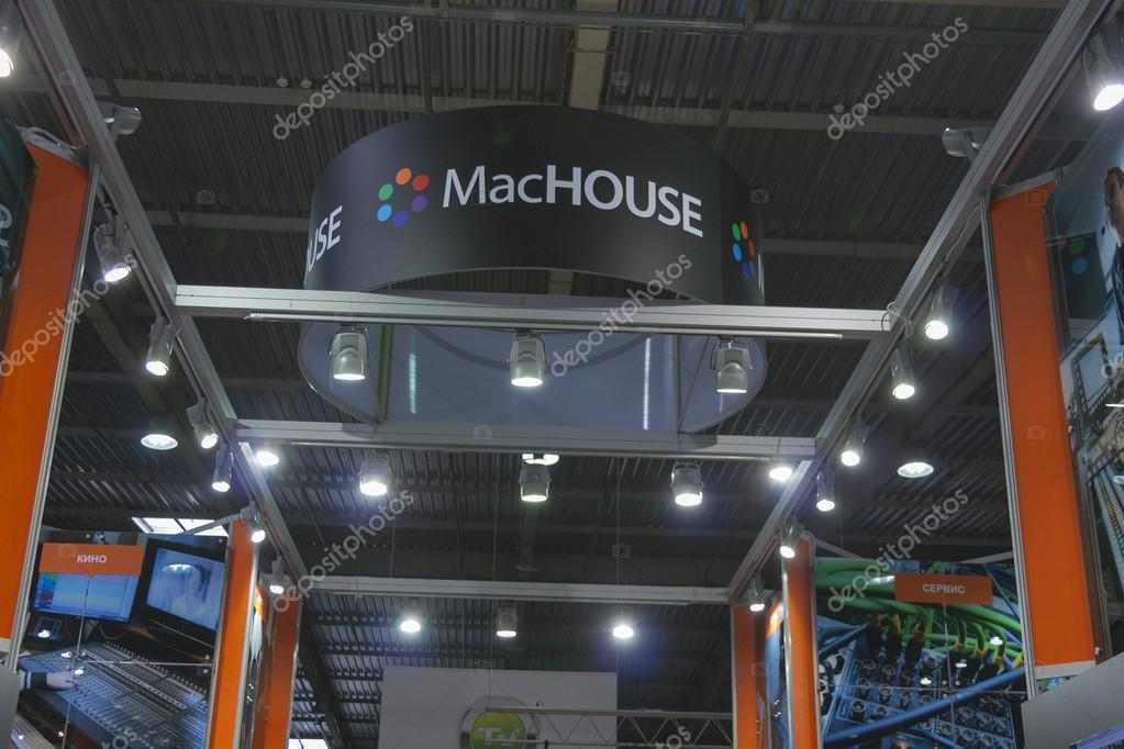 MacHOUSE company booth