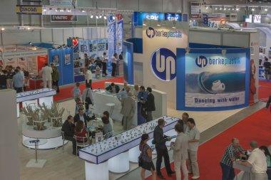 Aqua-Therm trade exhibition in Kiev, Ukraine
