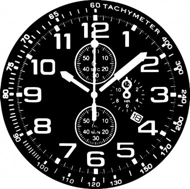 Clock Watch Vector