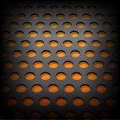 Abstract metallic background. Vector illustration