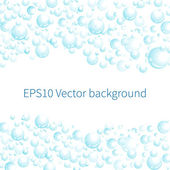 Vector háttér buborékok.