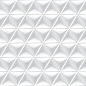 abstrakter geometrischer Hintergrund mit weißen Würfeln.