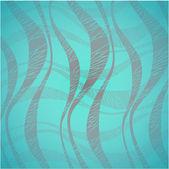 Vektor hullámok háttér. Vektoros illusztráció.
