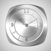 Nástěnné hodiny. vektorové ilustrace.