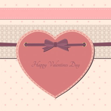Valentine day vector. Vector illustration. stock vector