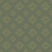 Seamless vintage retro pattern - vector illustration