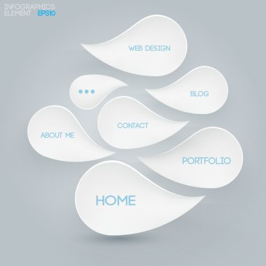 Internet concept. Vector illustration. stock vector