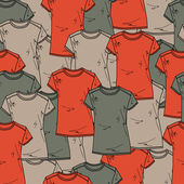background shirts, vector design