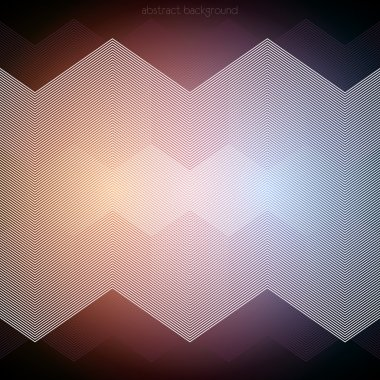 Abstract Background, vector design stock vector
