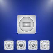 Počítačové související ikony, vektorová design