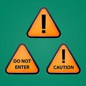 Sada varovných příznaků
