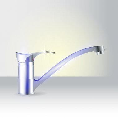 Modern vector tap vector illustration stock vector