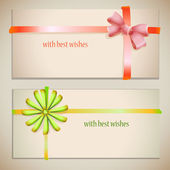 Vector greeting cards vector illustration