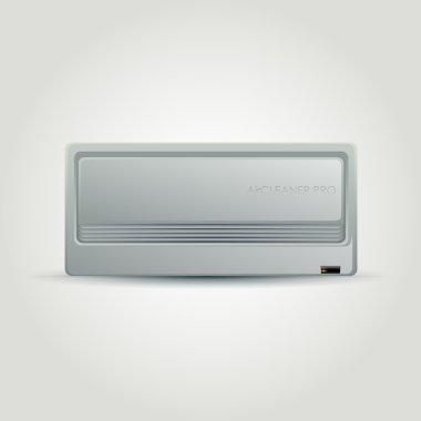 Air conditioner. Vector illustration stock vector