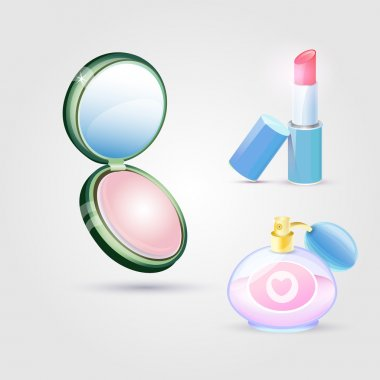 Vector cosmetics vector illustration stock vector